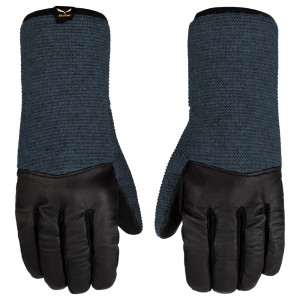Salewa Sarner Wool Gloves - poseidon