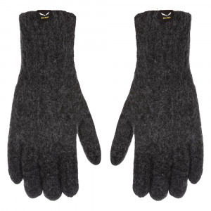 Salewa Walk Wool Glove - carbon