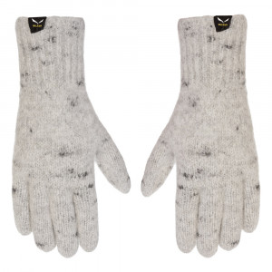 Salewa Walk Wool Glove - grey