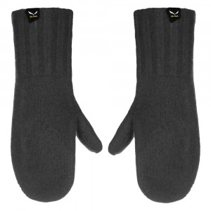Salewa Walk Wool 2 Mitten - carbon