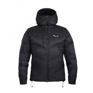 Salewa Ortles Powertex Down Jacket - black out