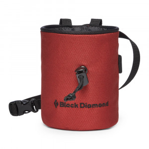 Black Diamond Mojo Chalk Bag - red oxide