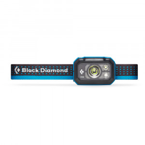Black Diamond Storm 375 Headlamp - azul