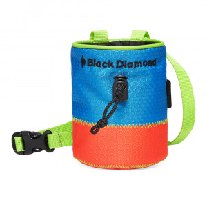 Black Diamond Mojo Chalk Bag Kids - macaw