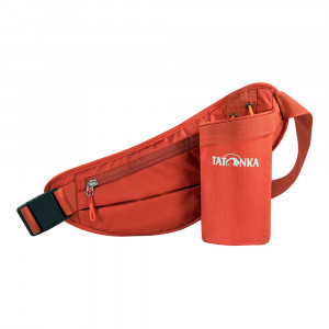 Tatonka Hip Bottle Single - redbrown