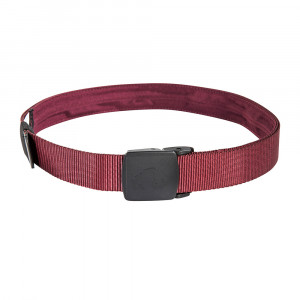 Tatonka Travel Waistbelt 30mm - bordeaux red