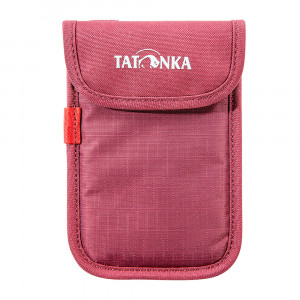 Tatonka Smartphone Case - bordeaux red