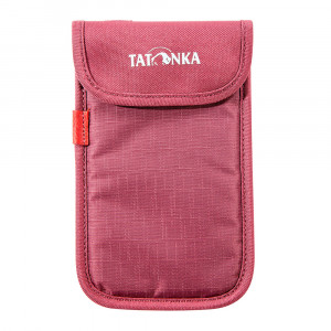 Tatonka Smartphone Case XL - bordeaux red