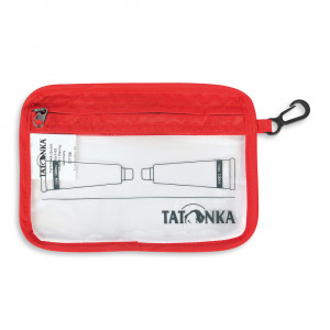 Tatonka Zip Flight Bag A6 - transparent