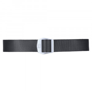 Ortovox Strong Belt 110cm - black steel