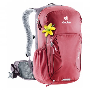 Deuter Bike I 18 SL Women - cranberry/aubergine