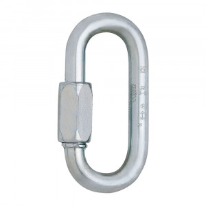 Edelrid Screwlink 10mm - silver