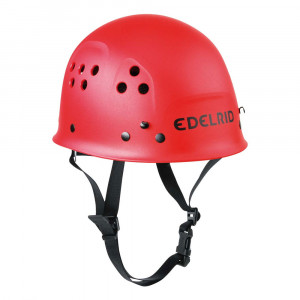 Edelrid Ultralight Helmet - red