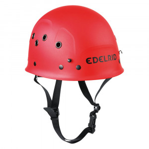 Edelrid Ultralight Helmet Junior - red