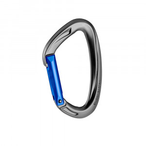 Mammut Crag Key Lock straight Gate  - silver