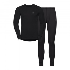 Odlo Active Warm Set Women - black