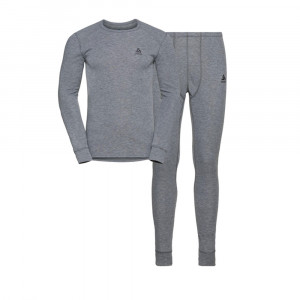 Odlo Active Warm Set - grey melange