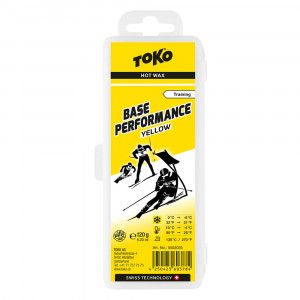 Toko Base Performance Wax yellow 120g