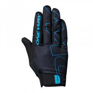 One Way XC Universal Glove Light - blue