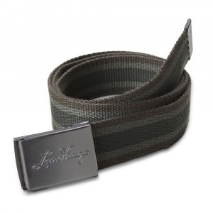 Lundhags Buckle Belt - forest green