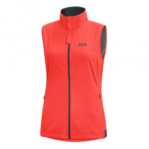 Gore Wear R3 WINDSTOPPER� Vest Women - lumi orange
