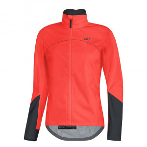 Gore Wear C5 Active Jacket GTX Women - lumi orange/black