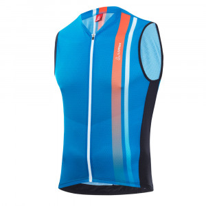 L�ffler Bike Tanktop FZ Aero - brillant blue