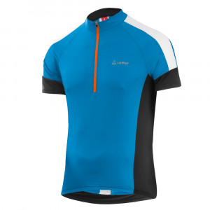 L�ffler Bike Jersey HZ Pace - brillant blue