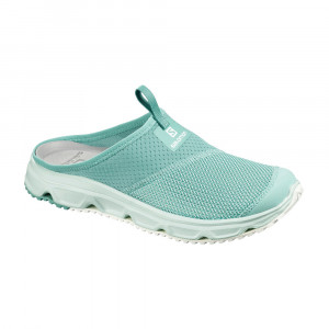 Salomon RX Slide 4.0 Women - meadowbrook/icy morning/white