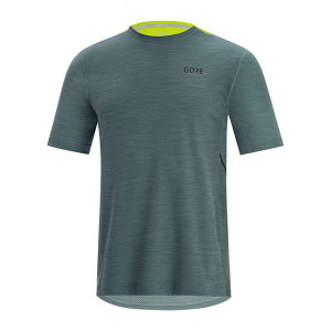 Gore Wear R3 Shirt - nordic/citrus green