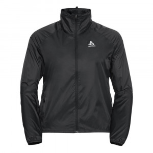 Odlo Zeroweight Running Jacket Women - black