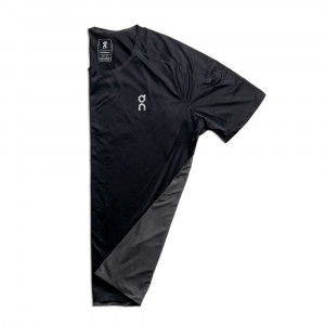 On Performance T-Shirt - black/shadow