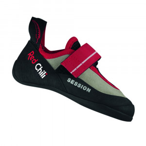 Red Chili Session 4 Kids - anthracite/red