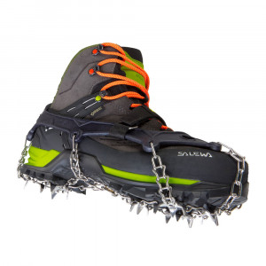 Salewa MTN Spike Crampon - black night