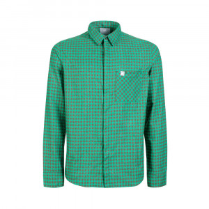 Mammut Winter Longsleeve Shirt - light emerald/woods