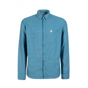 Mammut Winter Longsleeve Shirt - blue shadow/sapphire