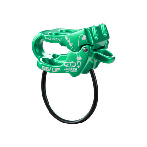 Climbing Technology Be Up - green