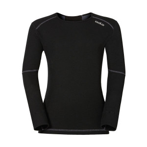Odlo Crew Neck Shirt X-Warm Kids black