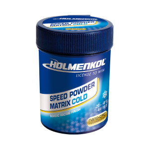 Holmenkol SpeedPowder Matrix Cold 30g