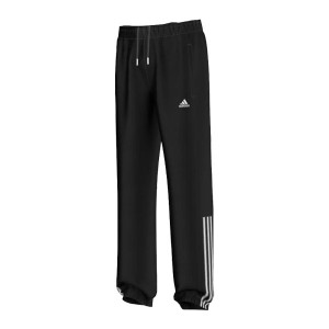 Adidas Fit Pant Kids - black