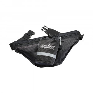 High Colorado Hip Bag Mono - black