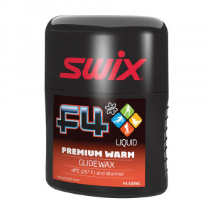 Swix F4 Glidewax Liquid Warm 100 ml
