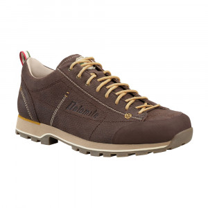 Dolomite Cinquantaquattro Low Leather - testa di moro