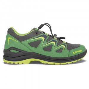 Lowa Innox Evo GTX LO Junior - green/lime