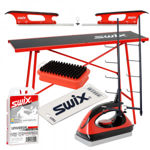Swix Nordic Waxtable Set