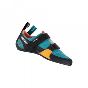 Scarpa Force V Women - icefall/mandarin