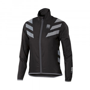 SPORTFUL KID REFLEX JACKET - BLACK