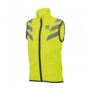 SPORTFUL KID REFLEX VEST - YELLOW FLUO