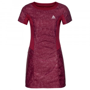 Odlo Irbis Dress X-Warm Women - rumba red