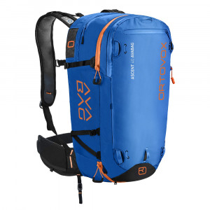Ortovox Ascent 40 Avabag - black anthracite